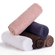 Bathroom Soft Cotton Towel Washable  Extra Large Bath &SPA Towel 3 Sizes Pure Color