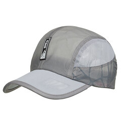 Mens Womens Outdoor Sports Waterproof Quick-dry Hat Casual Visors Breathable Baseball Caps