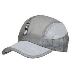 Chapeau à séchage rapide imperméable à l'eau à séchage rapide pour hommes, sports de plein air pour hommes, casquettes de baseball respirantes