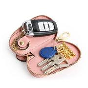 Pantoufles forme simple porte-clés sac de voiture titulaire occasionnel pour les hommes ou les femmes