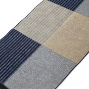 Men Brushed Soft Casual Scarves Warm Winter Scarf Shawls Wraps
