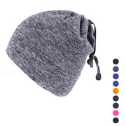 Mens Womens Multifunction Winter Warm Windproof Scarf Face Mask Outdoor Driving Skiing Beanie