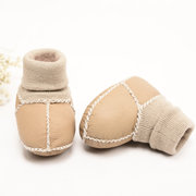 Elastic Warm Baby Girls Boys Winter Boots For 6-24 Months