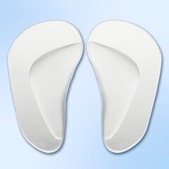 Flatfoot Orthotics Silicone Arch Support Pad Foot Correction Insole Feet Massage Care