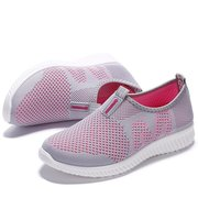 Women Sports Comfy Mesh Casual Shoes Slip On Sneakers