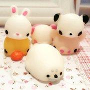 Mochi Squishy Squeeze Healing Toy a Panda Carina di Stress Reliever Decorazione a Regalo