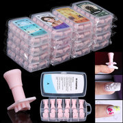 192 PCs Pro 3D Nail Art Stamp Multi Pattern Acrylic Gel Polish Printing Tool Nail Decoration