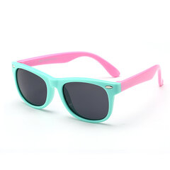 Flexible Kids Sunglasses Polarized Child Baby Safety Coating Sun Glasses UV400