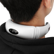 Multifunctional Cervical Massager Electromagnetic Shock Pulse Physiotherapy Cervical Instrument