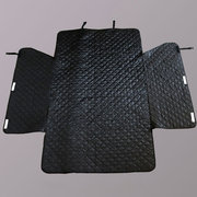 174*190 Waterproof Extend Length Pet Dog SUV Travel Car Mat Puppy Backseat Cover Protector