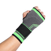 Outdoor Sports Wrist Support Pad Pressurized Breathable Hand Knitting Adult Fitness Wrist Protection