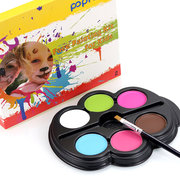 Body Oil Painting Pigment Halloween Christmas Makeup Fancy Dress Party Rainbow