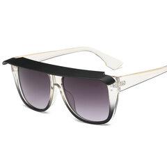 Mujer y gafas de sol con estilo para hombre con gafas de sol desmontables con tapa