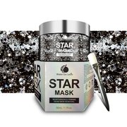 100ML Star Mask Glitter Gold Peel off Black Face Mask From Black Dots Blackhead Remover Face Care