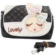 Children Girls Princess Pretty Lovely Handbag Rabbit Shoulder Bags Messenger Bag