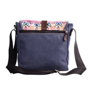 Tribal Style Canvas Crossbody Bag Print Causal Bag For Women