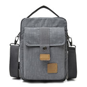 Oxford Chest Bag Fashion Casual Shoulder Bag Outdoor Riding Small Satchel Bag