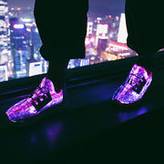 GRACOSY Energy Lights Up Recharging Shoes