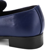 Men Stylish Pointed Toe Classic Slip On Loafers Business Dress Shoes
