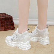 Women Thick Bottom Breathable Sports Shoes
