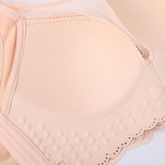 Breathable Minimizer Soft Massage Lining Wireless Busty Bras