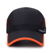 Mens Adjustable Breathable Quick Drying Cap Outdoor Sports Travel Baseball Cap