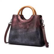 Borse a tracolla vintage a tracolla vintage di Brenice Cowhid Handbags