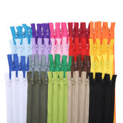 70Pcs 20 colors 30cm (12Inch) Nylon Coil Zippers DIY For Sewing Clothes Cushion Pillow Tailor