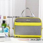 Women Portable Travel Large Capacity Cosmetic Storage Bag Leisure Waterproof Wash Bag