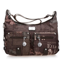 Nylon Casual Print Crossbody Bag Shopping Bags Shoulder Bags For Women