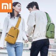 Xiaomi 7L Brusttasche 3 Farben Level 4 Wasserdicht Nylon 100g Leichte Umhängetasche Für 10 Zoll Lapt