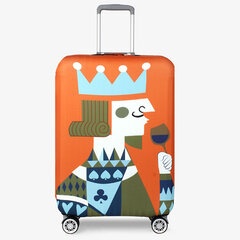 Cute Luggage Travel Protector Suitcase Cover Trolley Colorful Suitcase Dustproof Bags