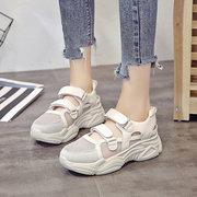 Season New Fairy Wind Platform Shoes Net Red Fashion Baotou Sandals Mesh Breathable Ins Old Shoes Women