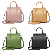DREAME Women Solid Organiser Bag Multifunction Casual Shoulder Bag