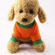 Halloween Pet Dog Pumpkin Witch Costume Puppy Funny Festival Clothing