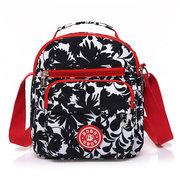 Повседневная сумка для печати Nylon Водонепроницаемы Легкая большая сумка на плечо Сумка Crossbody Сумка Для Женское