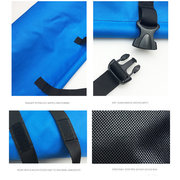 Travel Portable Foldable Car Hammock Carrier Waterproof Double Thickening Car Back Seat Covers