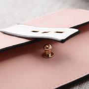 Piccola borsa del raccoglitore del supporto della carta degli studenti alla moda per le donne