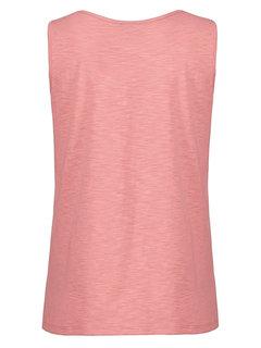 Top d'été en deux couches sans manches T-shirt fonctionnel d'allaitement pour femme enceinte