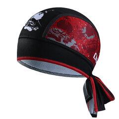 Unisex Chapéu de outdoor de ciclismo respirável Capa de Pirataria para homens
