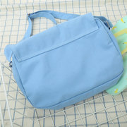 Lovely Cute Casual Canvas Cartoon Modello Shoulder Borsa Crossbody Borsas