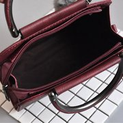 Stylish Women Elegant Faux Leather Handbag Shoulder Bags Crossbody Bags