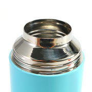 Vacuum Stainless Steel Cup Letter Cup Cover Flasks Thermos Mug Water Bottle