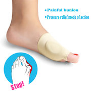 Women Good Elastic Comfortable  Bunion Corrector Breathable  Full Care Toe Pain Remover