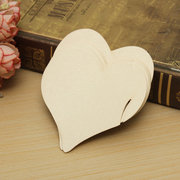 12Pcs Heart Wedding Name Place Cards Wine Glass Laser Cut Pearlescent Card Party Accessories