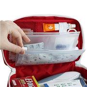 Bolsa de almacenaje grande para medicinas