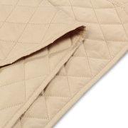 Khaki Pet Sofa Couch Schutzhülle Pad Abnehmbar W / Strap Wasserdicht 1 Sitzer