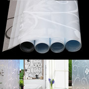 45*200cm Adesivo di Lama PVC Decorativo per Camera da Letto Bagno Casa Finestra con Privacy