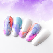 Blossom Nail Gel Polish Blooming Flower Nail Gel Polish Long-Lasting UV Gel  Nail Art Design UV Gel