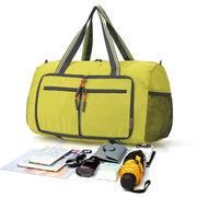 Mulheres impermeável bagagem Bolsa viagens grande capacidade de armazenamento Bolsa